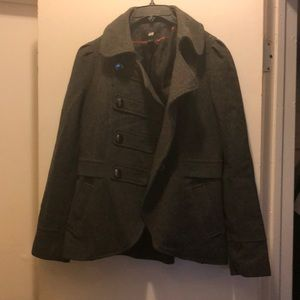 H&M trench coat / jacket